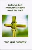 2016-03-20 Sermon