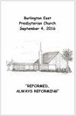 2016-09-04 Sermon