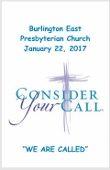 2017-01-22 Bulletin