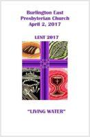 2017-04-02 Sermon