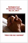 2017-05-28 Sermon