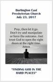 2017-07-23 Bulletin