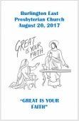 2017-08-20 Bulletin